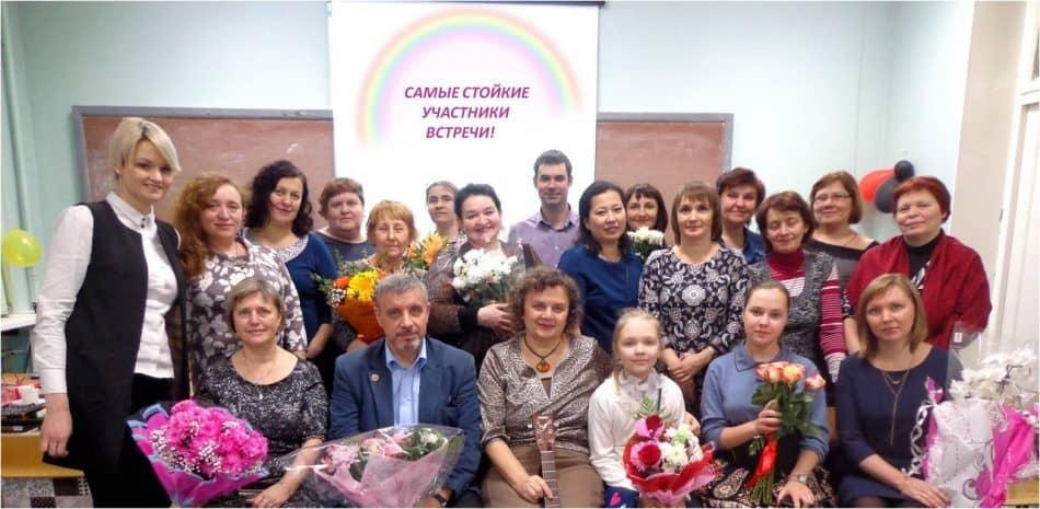Светлана Артемьева и кругу друзей