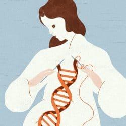 Новейшая диагностика генетического здоровья ребенка