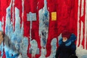 Выставка Элисон МакКриш «Muffled/ Укрытое» откроется в медиа-центре «Vыход»