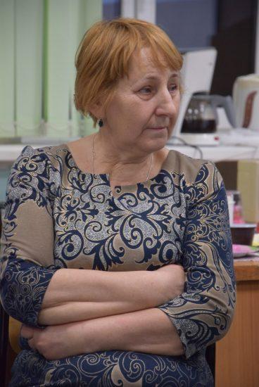 Специально из Москвы приехала на встречу Татьяна Березкина, представитель Форпоста культуры имени С.Т. Шацкого. Этой дружбе уже более 30 лет!