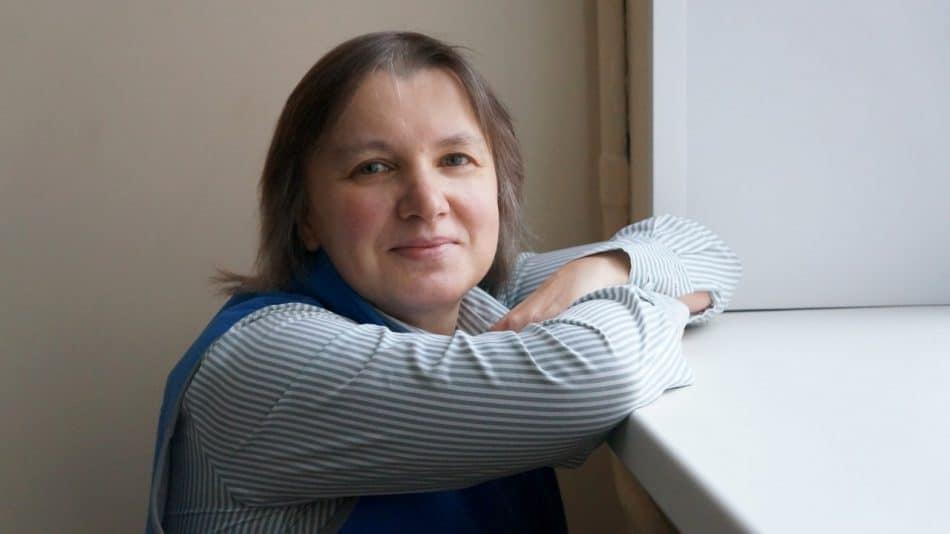 Ирина Львова. Фото Ирины Ларионовой