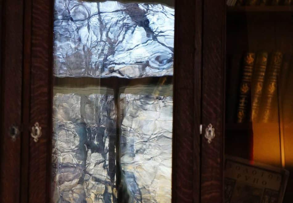 В музее Анны Ахматовой. Фото Ирины Ларионовой