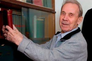 Владимир Петрович Крылов. Фото Виталия Голубева