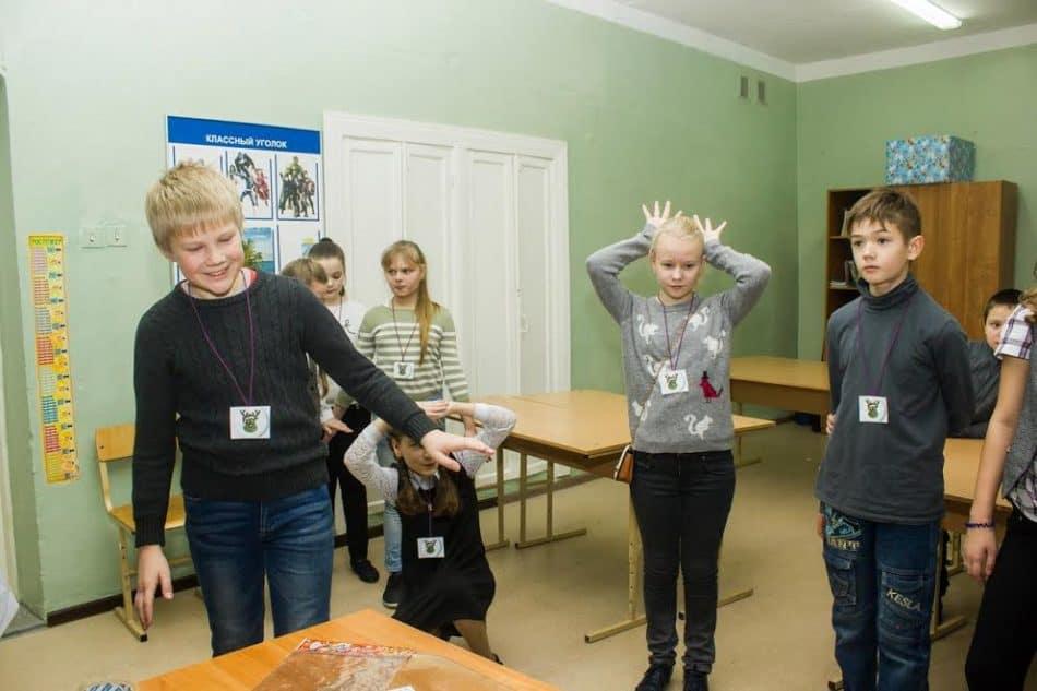 Первая республиканская игра по финскому языку прошла в поселке Лоухи