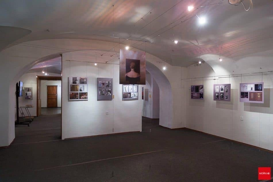 Выставка книжной графики Виталия Наконечного