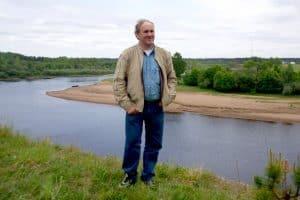 Николай Абрамов: «Я буду чинить свои сети – на этом речном берегу»