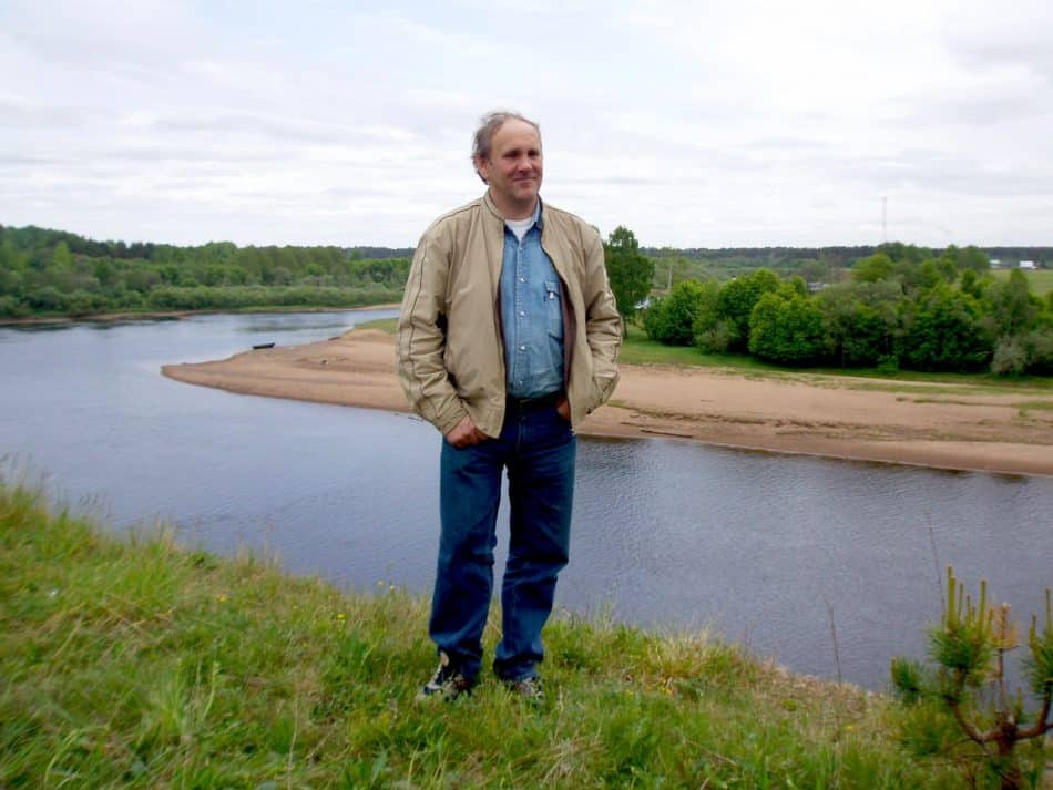 Николай Абрамов. Фото из личного аккаунта ВКонтакте