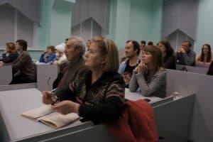 В Открытом университете ПетрГУ