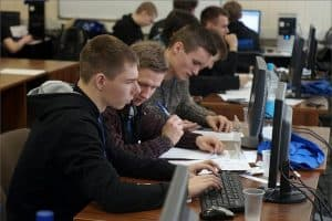 На сборах программистов в ПетрГУ поставлен рекорд по количеству команд