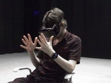 Виртуальная реальность помогает ослабить страх смерти