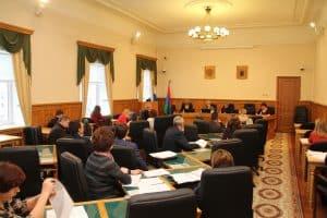 На заседании комитета
