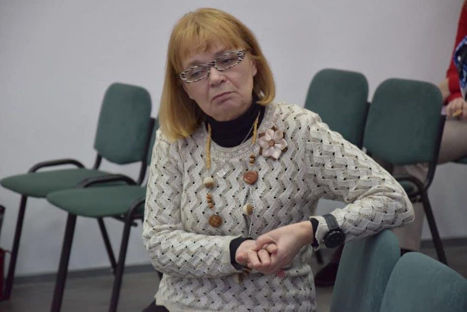Зинаида Ефлова, руководиетль лаборатории сельской школы Института  педагогики и психологии ПетрГУ