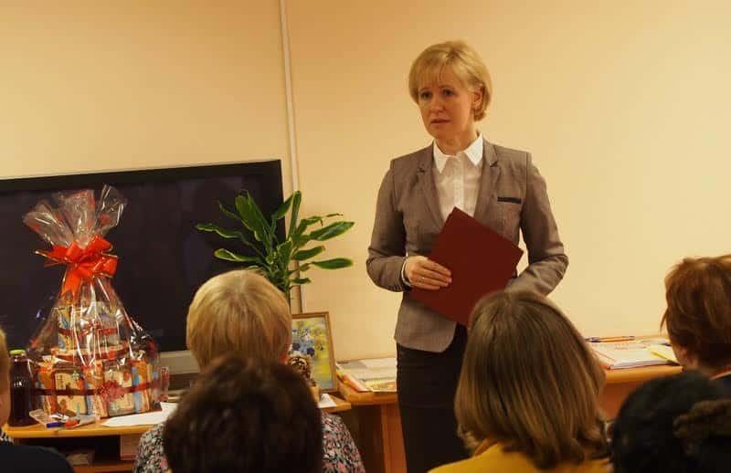 Ирина Мирошник призвала активистов программы жить в условиях реальности