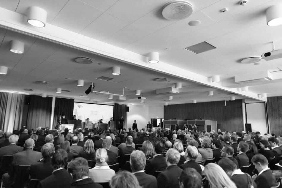10-я Киркенесская конференция. Фото Максима Малютина