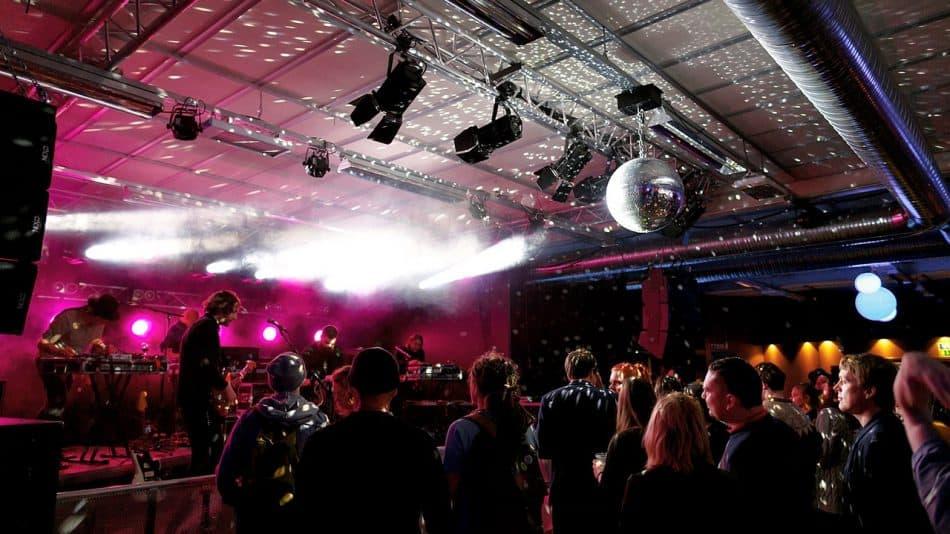 Один из многочисленных концертов фестиваля. Фото www.barentsspektakel.no