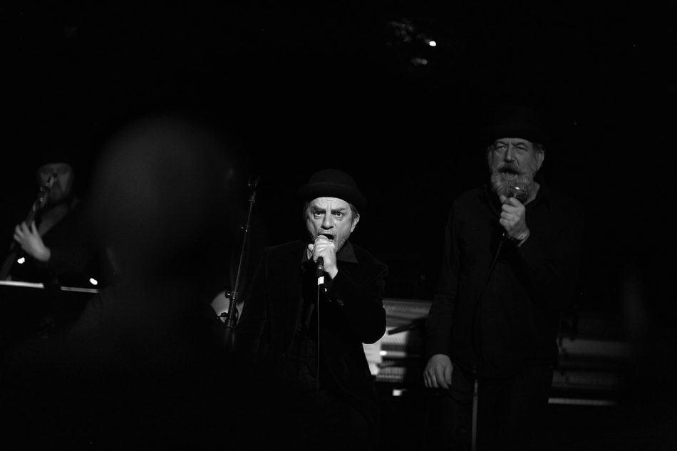 Группа Ljodahått. Фото Максима Малютина