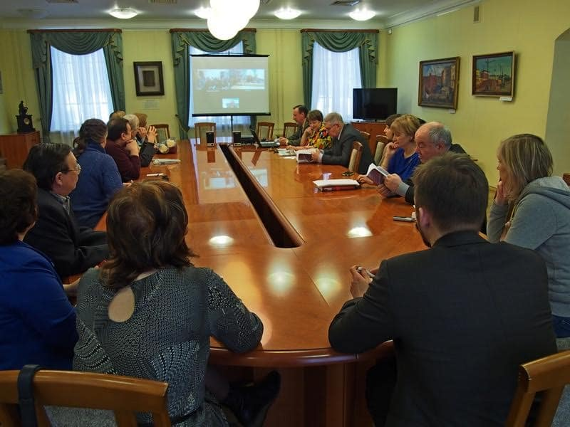презентация сборника «Белорусы в Карелии. Исследования и материалы».