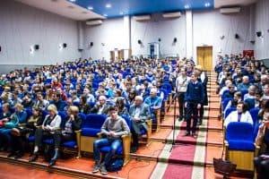 Учёные-ядерщики провели для карельских школьников и студентов открытый урок