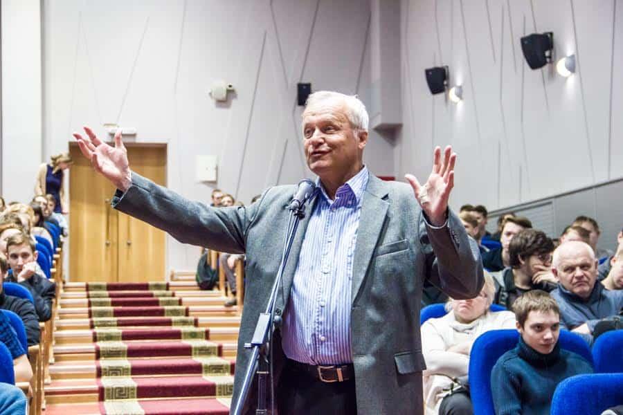 День науки в ПетрГУ