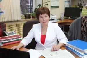 Руководитель учительского профсоюза Карелии Евгения Макарова