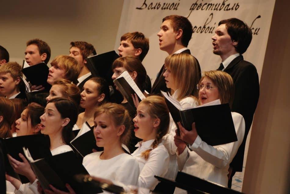 IV Международный фестиваль хоровой музыки имени Георгия Ервандовича Терацуянца. Фото vk.com/choralfestival