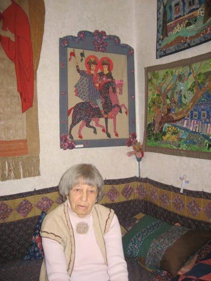 Марина Георгиевна Старченко. 2009 год. Фото Марины Витухновской