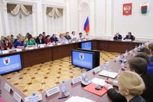 Итоговое заседание в правительстве Карелии