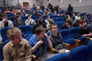 Участники сборов по программированию