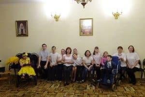 Театральная студия для детей с ограниченными возможностями здоровья и ее руководитель Галина Козулина