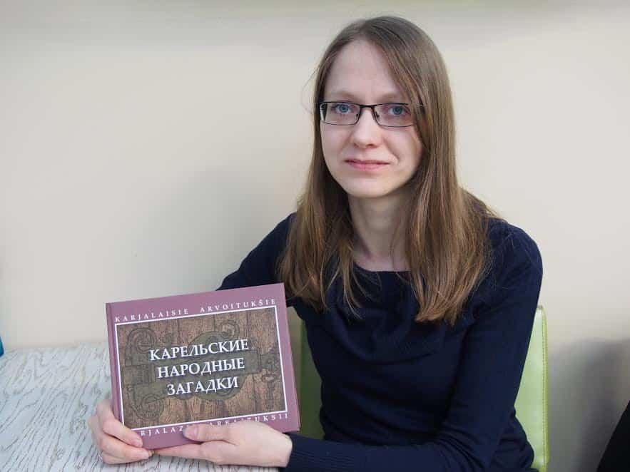 Софья Тервинская. Фото Ирины Ларионовой