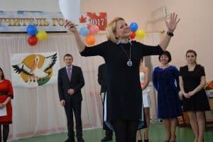 Победительница Татьяна Торкель