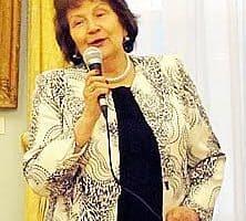 Наталья Вавилова. Фото Валентины Чаженгиной