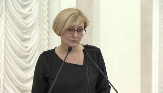 Юлия Алипова. Фото ptzgovorit.ru