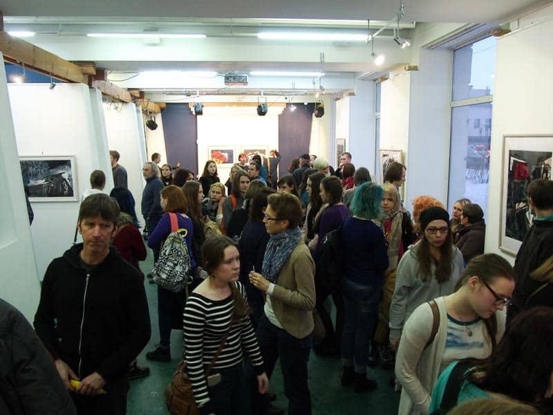 2-я выставка Графической мастерской