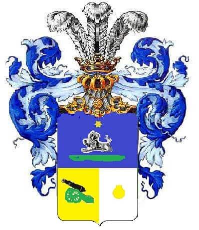 Примерный герб Майеров