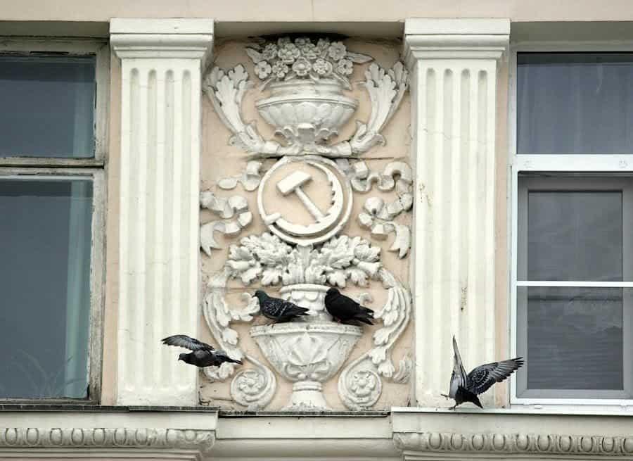 Дом Тарлера. Фрагмент. Фото Игоря Подгорного