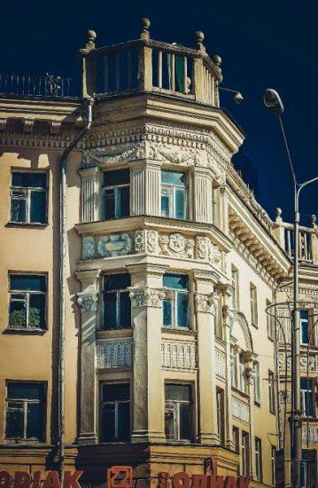 Дом 12. Фрагмент. Фото Андрея Барабанова