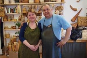Ирина и Владимир Титовы