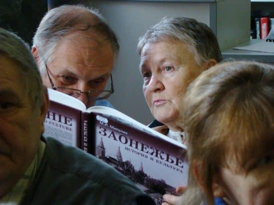 """Презентация книги Александра Штоды """"Вёгорукские молчуны"""""""