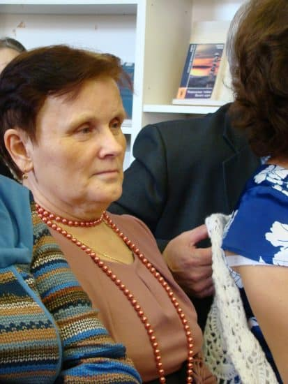 Верная жена и спутница жизни Татьяна Борисовна