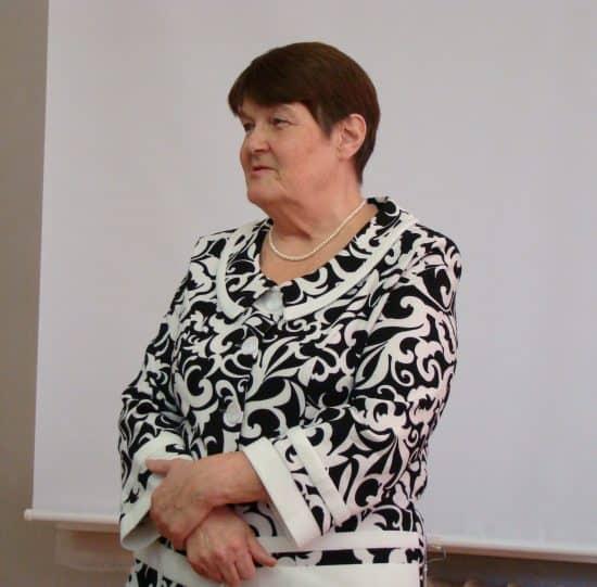 Одноклассница Нина Ивановна Боженова