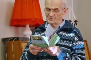 Александр Васильевич Шкода читает свои рассказы