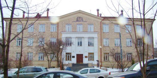 Петрозаводск, музыкальный колледж. фото Ю.Свинцовой