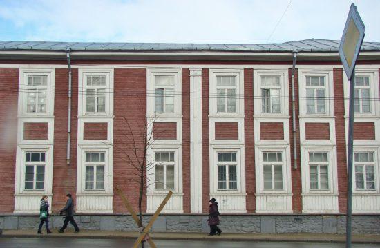 Петрозаводск, деревянные дома на пр. Ленина, фото Юлии Свинцовой