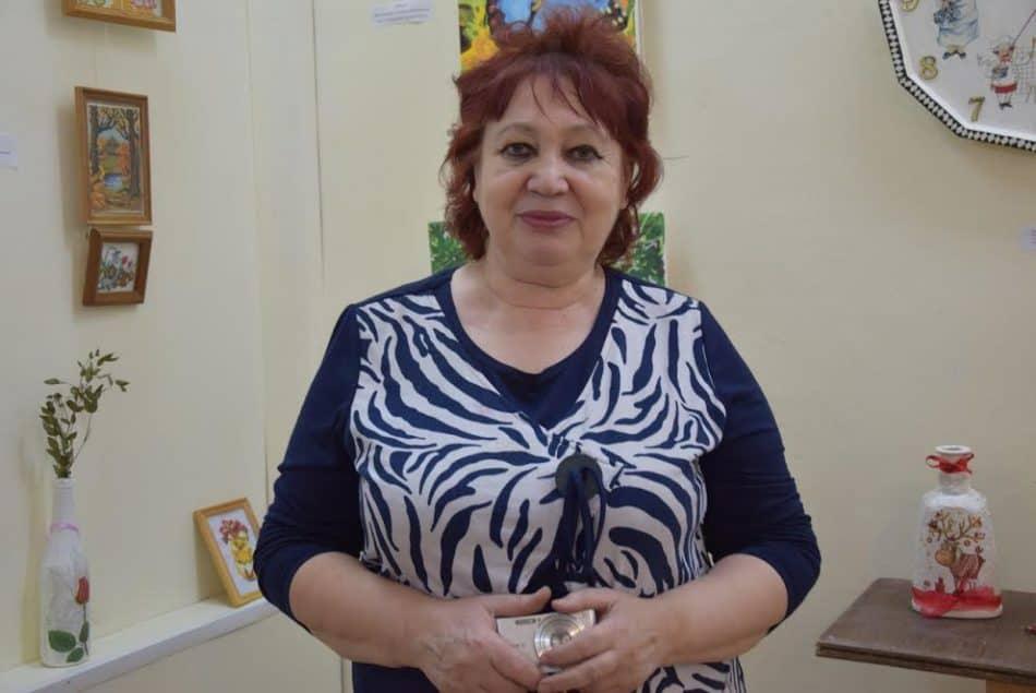 Директор ДК Наталья Петрушко
