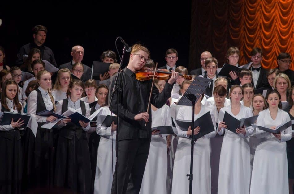 IV Международный фестиваль хоровой музыки им Г.Е. Терацуянца