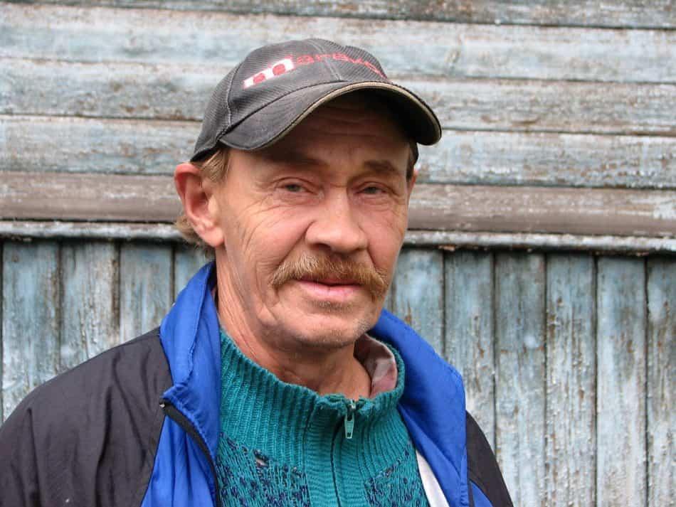 Писатель Василий Фирсов