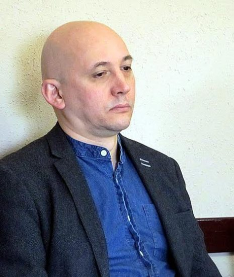 Председатель жюри Глеб Ситковский