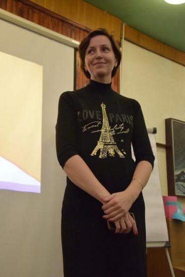 Ирина Подгайская