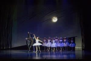 Музыкальный театр Карелии представил премьерубалета «Лебединое озеро»
